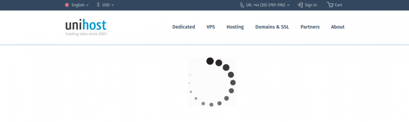 ou won't see anything like this on Unihost, but that's how we would do it if we had to.