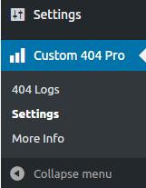 settings plugin