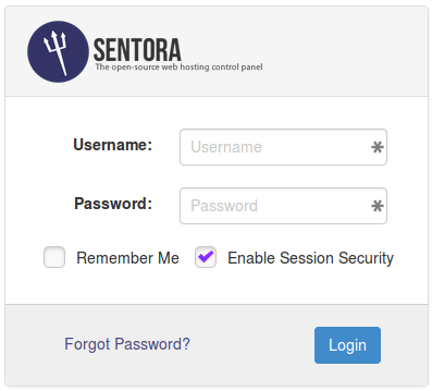 Как установить Sentora на Ubuntu 14.04