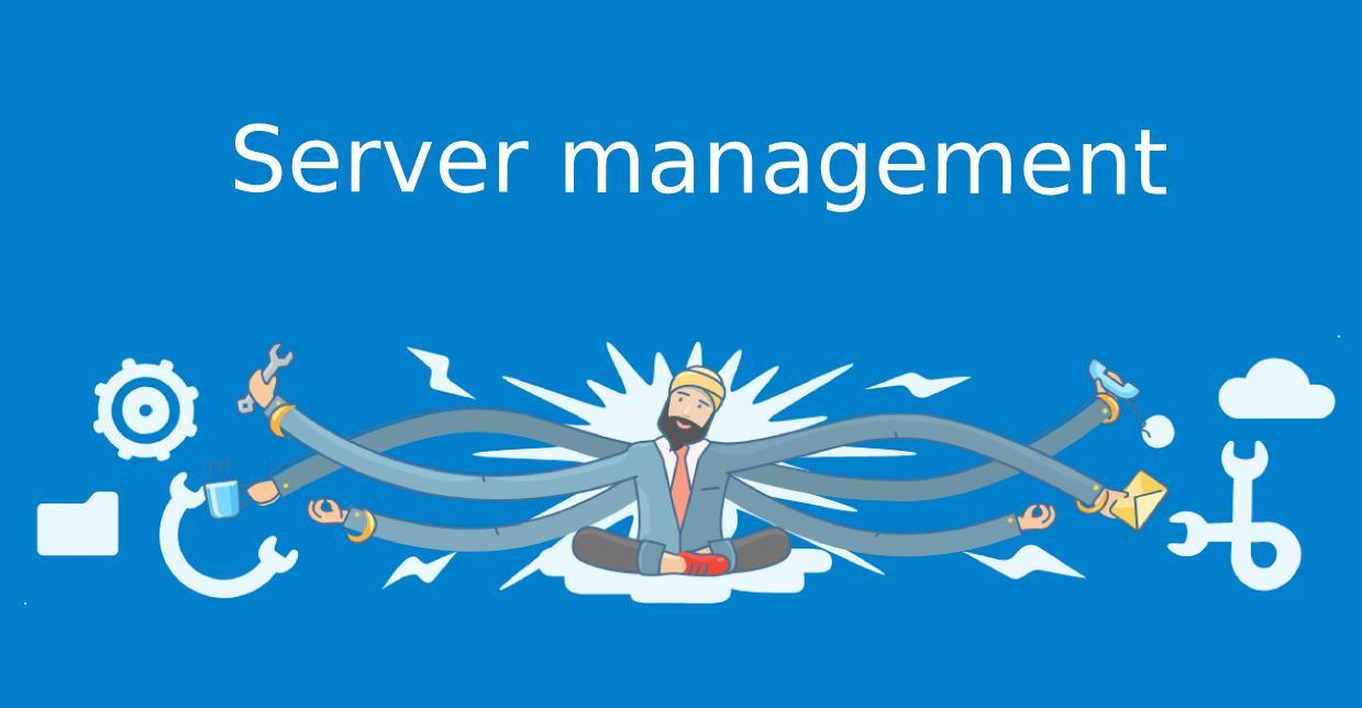 server-management