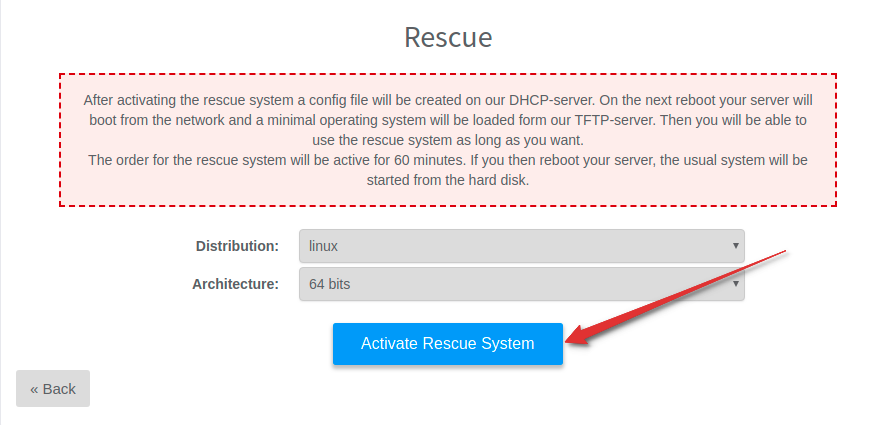 How to install OS on server (installimage) – Unihost FAQ