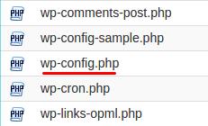 Редактирование wp-config.php при установке WordPress Multisite