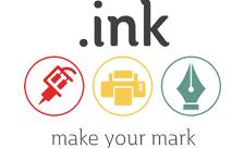 .ink domain registration, Buy .ink domain
